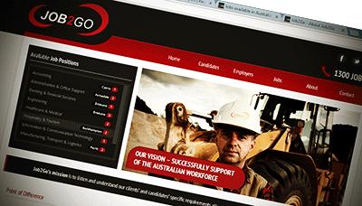 Job2Go Website