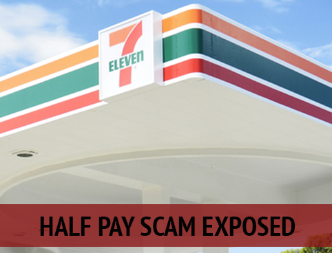 Foreigner workers pay scam