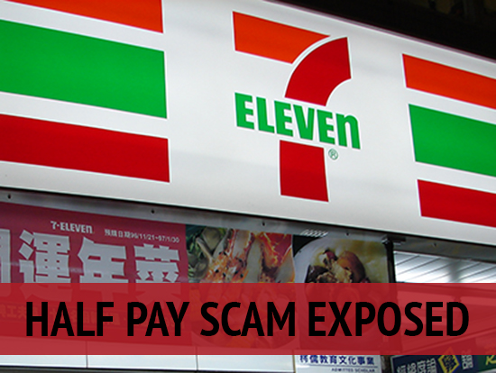 In case you missed it there has been a media blitz regarding the alleged underpayment of wages for numerous 7-Eleven stores throughout Australia.