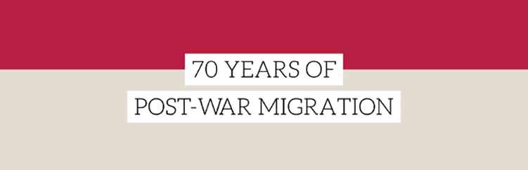 70 years of Australian Immigration Department