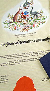 Australian Citizenship Rules