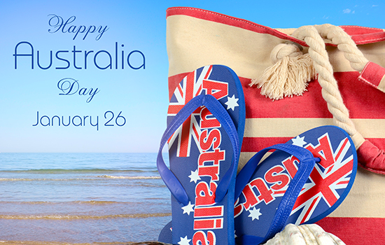 On Australia Day traditionally we come together to celebrate how wonderful our country is.