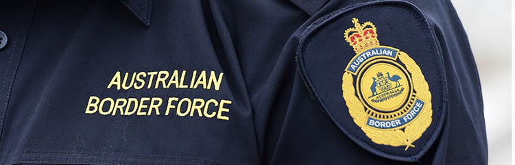 Department of Immigration and Border Protection and  Australian Borders Force