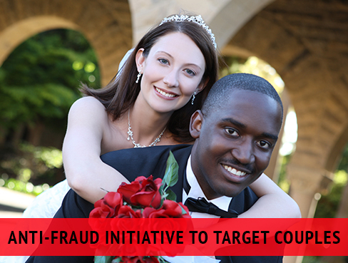 immigration anti-fraud initiative to traget couples in Australia
