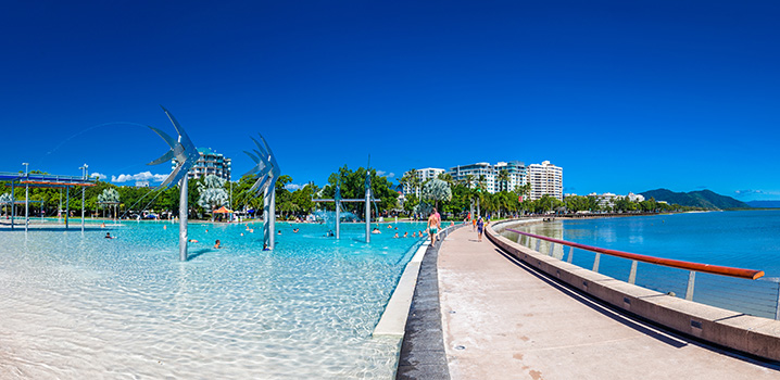 If you want the free and easy life, then Cairns should be at the top of your list to migrate to.
