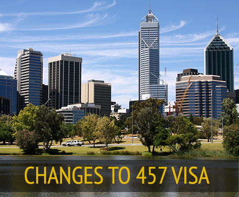Changes to 4567 visa