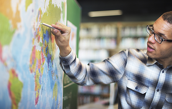 Dedicated teachers in regional Australia are doing their best to introduce more culture into their student's lives.
