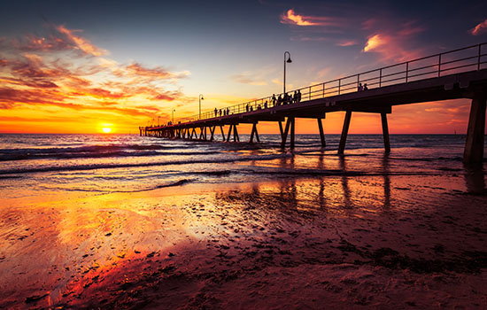 Australia is home to some of the biggest tourist cities in the world - Sydney, Melbourne, and the Gold Coast are the most popular destinations.