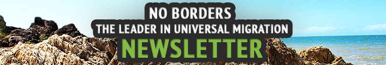 No Borders Newsletter