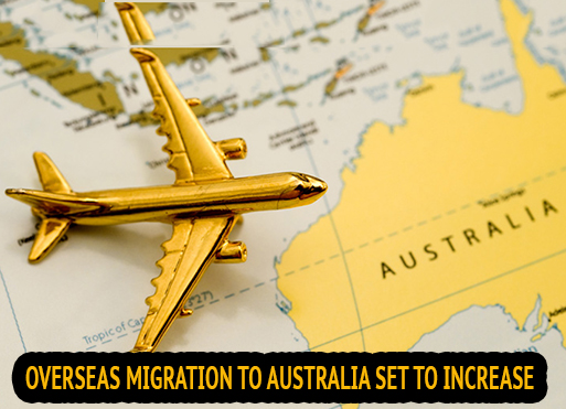 overseas migration to australia to increase