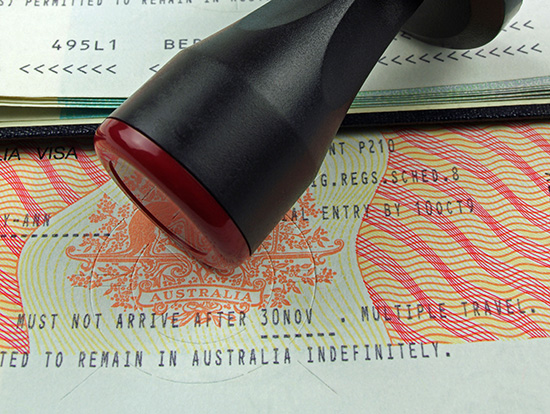 The telephone contact was the one opportunity to fix the problem given that all the written communications to the visa-holder were returned unclaimed.