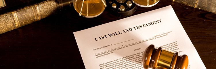 wills estate planning